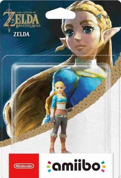 Figurka Amiibo Zelda - Zelda