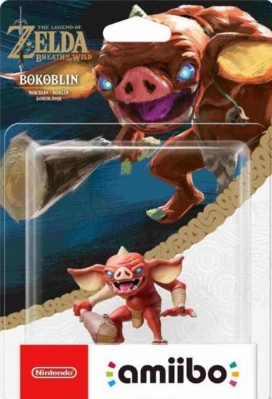 Figurka Amiibo Zelda - Bokoblin