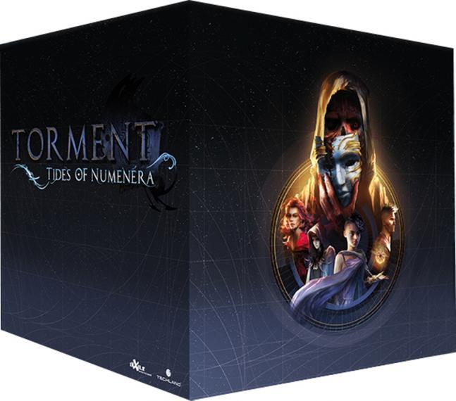 Torment Tides of Numenera Edycja Kolekcjonerska PL PS4