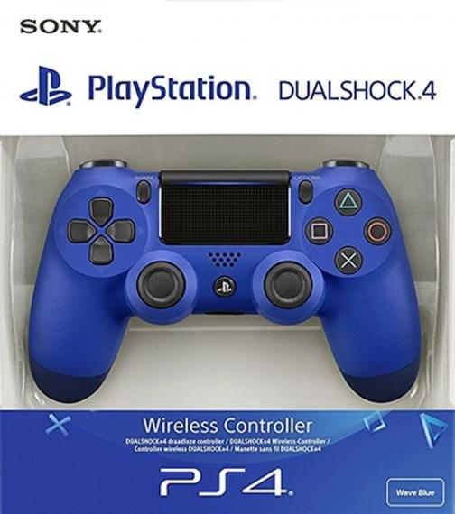 DualShock 4 Pad Niebieski V2 PS4
