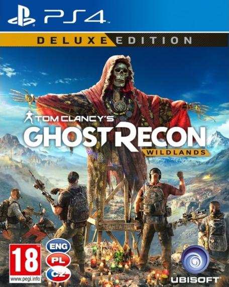 Tom Clancy's Ghost Recon: Wildlands - Deluxe Edition + DLC