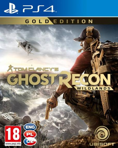 Tom Clancy's Ghost Recon: Wildlands Gold Edition + DLC