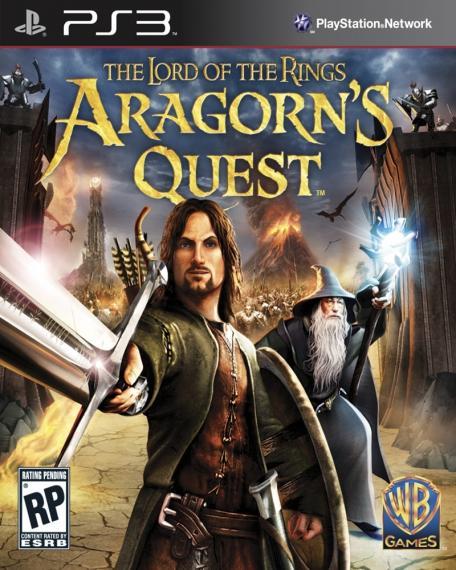 Władca Pierścieni: Wyprawa Aragorna PS3