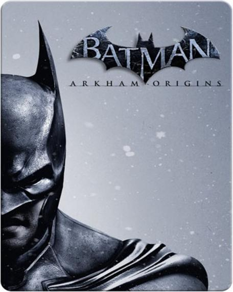 Kolekcjonerski Steelbook Batman Arkham Origins