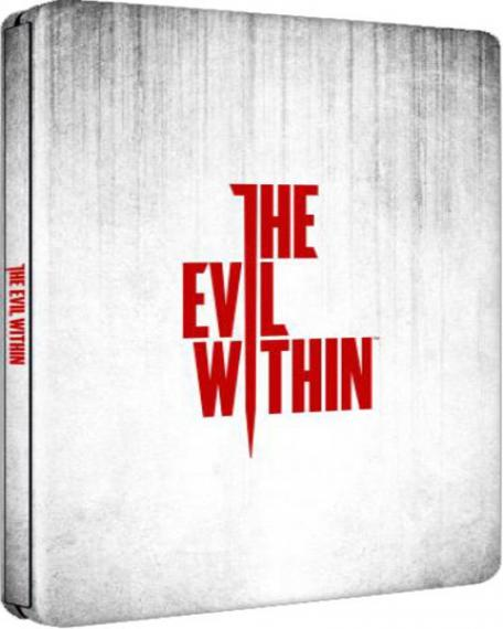 Kolekcjonerski Steelbook The Evil Within