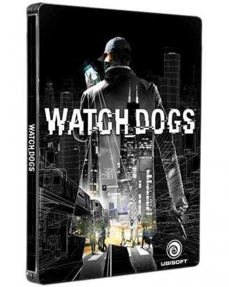 Kolekcjonerski Steelbook Watch Dogs