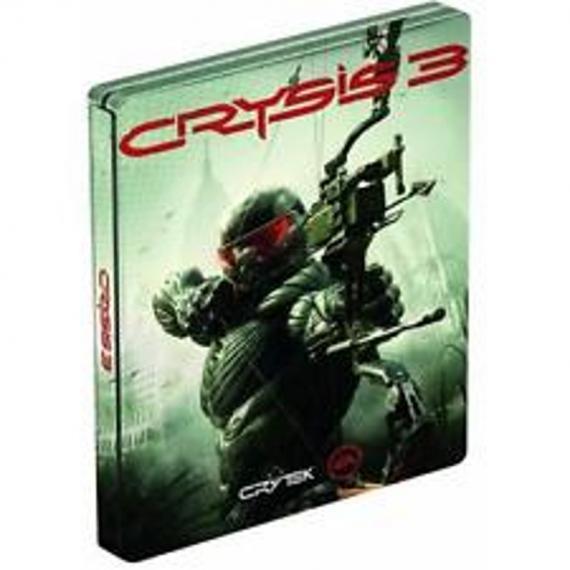 Kolekcjonerski Steelbook Crysis 3