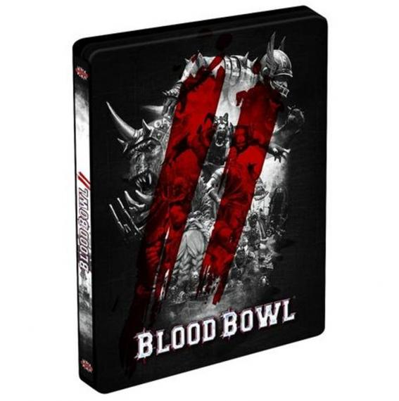 Kolekcjonerski Steelbook Blood Bowl 2
