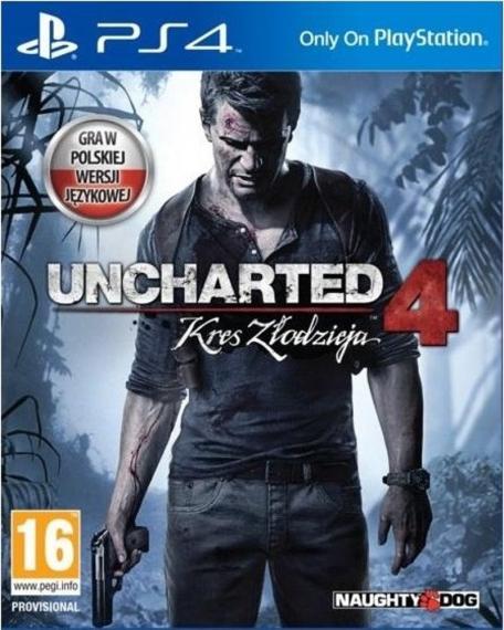 Uncharted 4: Kres Złodzieja PL Dubbing PS4