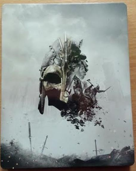 Kolekcjonerski Steelbook For Honor Nr. 1