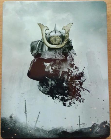 Kolekcjonerski Steelbook For Honor Nr. 2