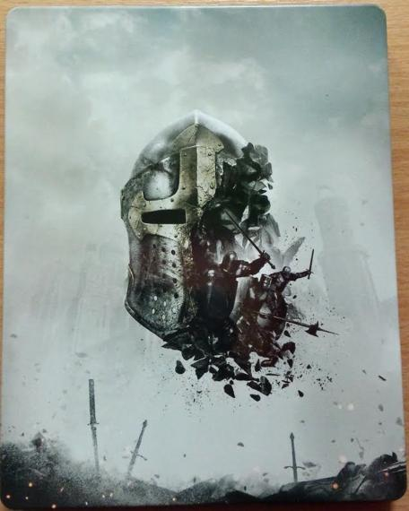 Kolekcjonerski Steelbook For Honor Nr. 3
