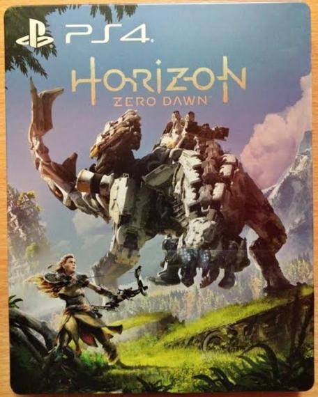 Kolekcjonerski Steelbook Horizon Zero Dawn