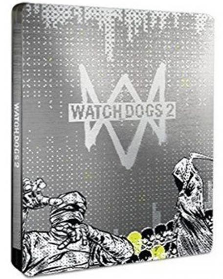 Kolekcjonerski Steelbook Watch Dogs 2