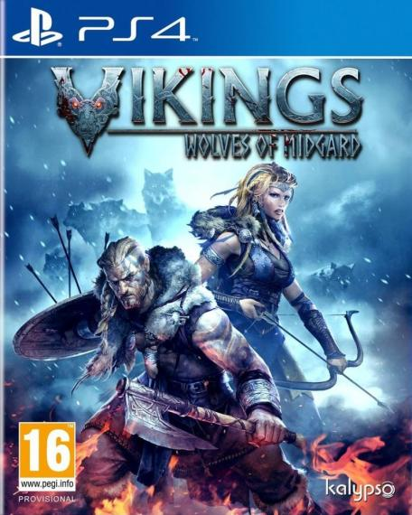 Vikings: Wolves of Midgard Special Edition PL PS4