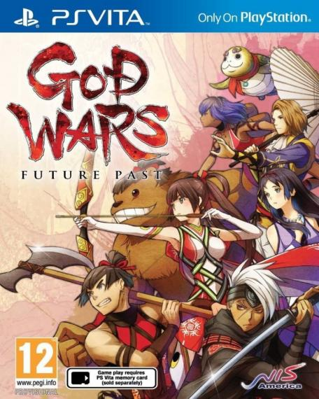 GOD WARS Future Past PSV