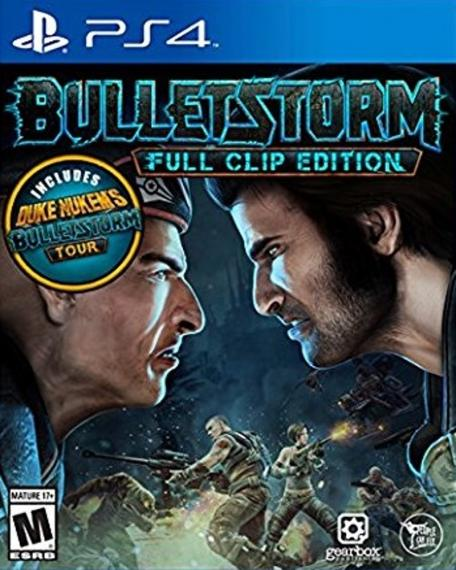 Bulletstorm Full Clip Edition PL PS4
