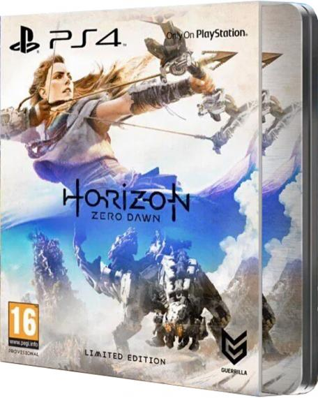 Horizon Zero Dawn Limited Edition PL PS4