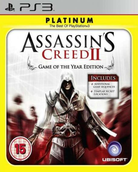 Assassin's Creed II Game Of The Year Edition PL PS3