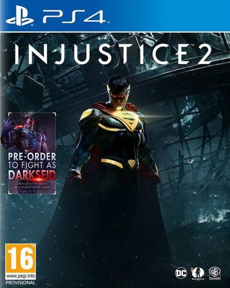 Injustice 2 PL PS4