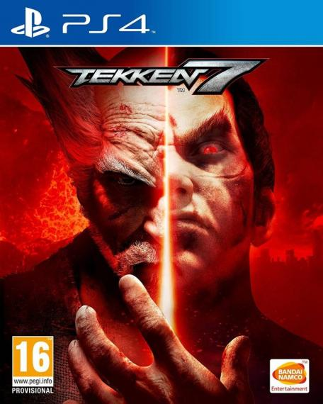 Tekken 7 + DLC PS4
