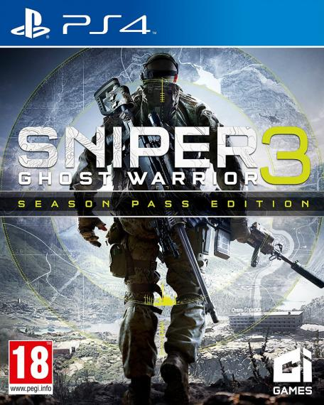 Sniper Ghost Warrior 3 Edycja Season Pass
