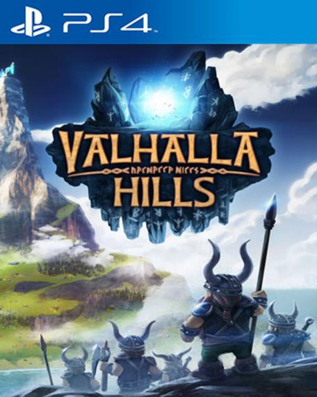 Valhalla Hills Definitive Edition PL PS4