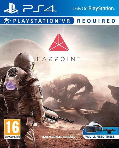 Farpoint VR PL PS4