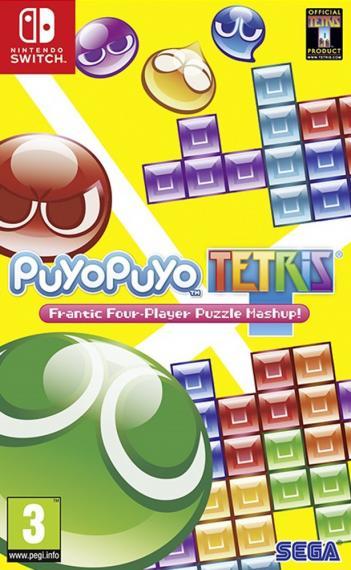 Puyo Puyo Puyopuyo Tetris Switch