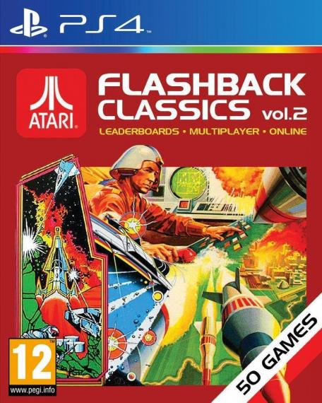 Atari Flashback Classics Vol 2 PS4 Retro