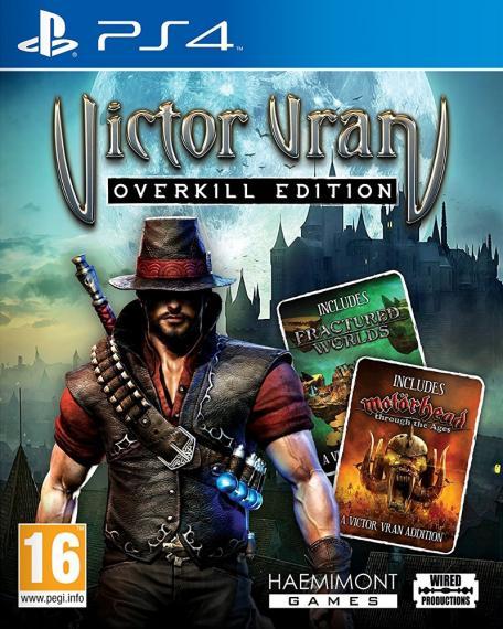 Victor Vran: Overkill Edition PL PS4