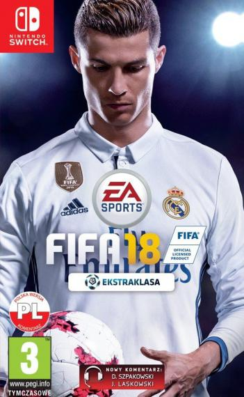 FIFA 18 PL SWITCH