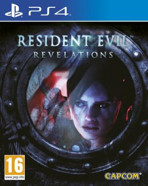 Resident Evil Revelations PL PS4