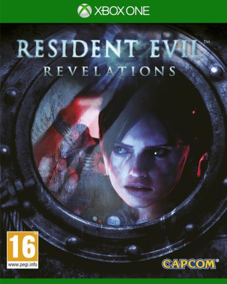 Resident Evil Revelations PL XBOX ONE
