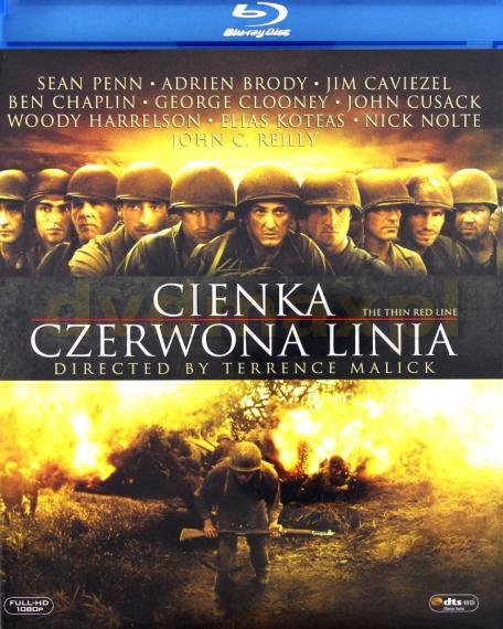 Cienka Czerwona Linia PL BLU-RAY