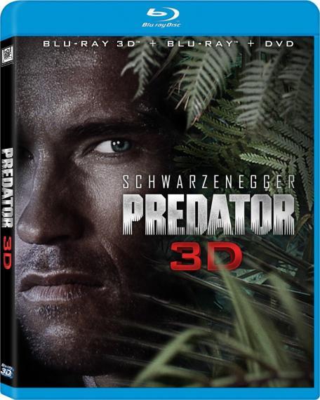 Predator 3D/2D PL BLU-RAY