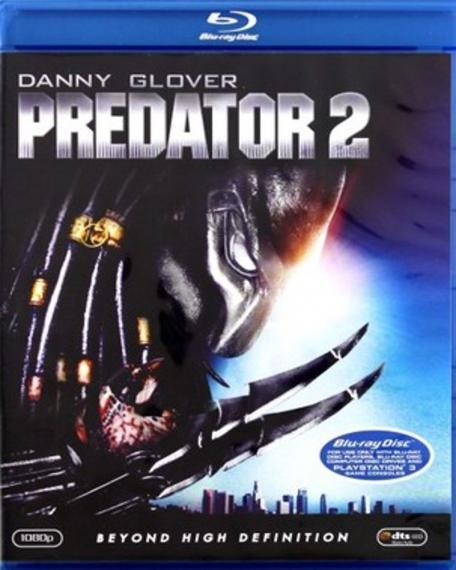 Predator 2 PL BLU-RAY
