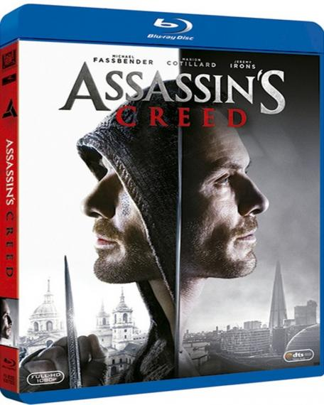 Assassin's Creed 3D/2D PL BLU-RAY