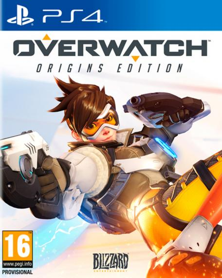 Overwatch Origins Edition PL PS4