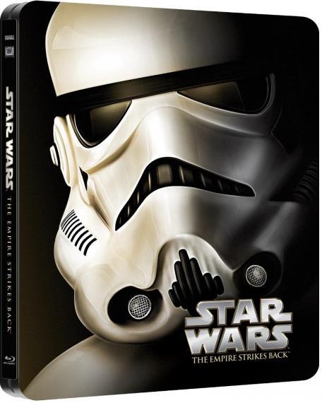 Gwiezdne Wojny: Imperium kontratakuje Blu-Ray STEELBOOK