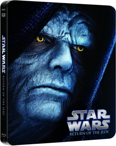 Gwiezdne Wojny: Powrót Jedi Blu-Ray STEELBOOK