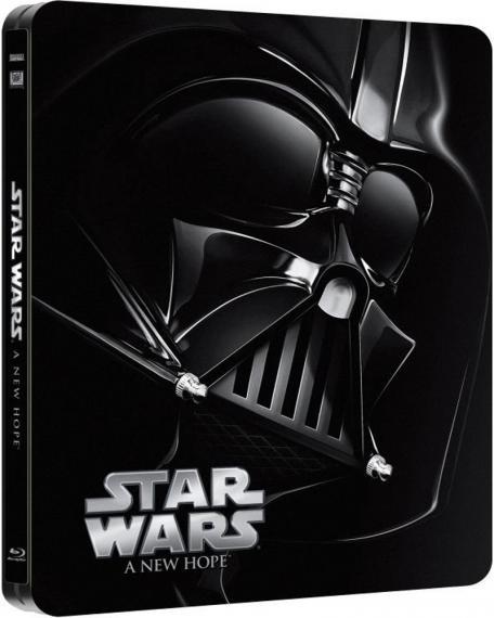 Gwiezdne Wojny: Nowa nadzieja Blu-Ray STEELBOOK