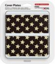 Cover Plates New Nintendo 3DS Gold Star