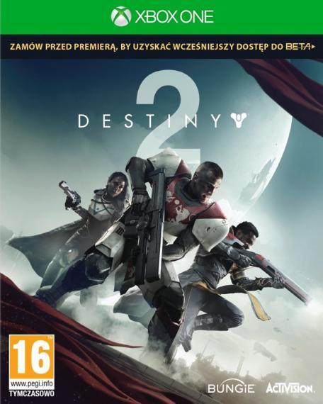 Destiny 2 PL XBOX ONE