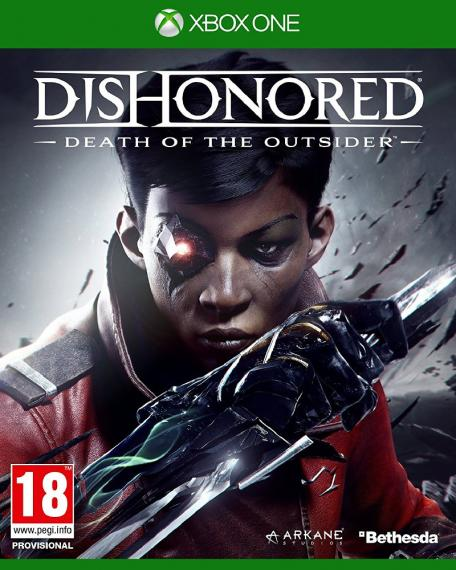 Dishonored Death of the Outsider PL XBOX ONE