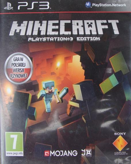 Minecraft PL PS3