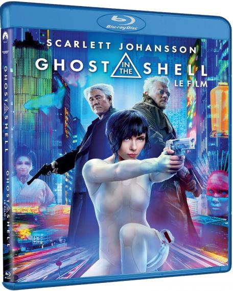 Ghost in the Shell (2017) PL BLU-RAY