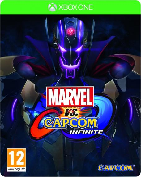 Marvel vs Capcom Infinite Edycja Deluxe XBOX ONE