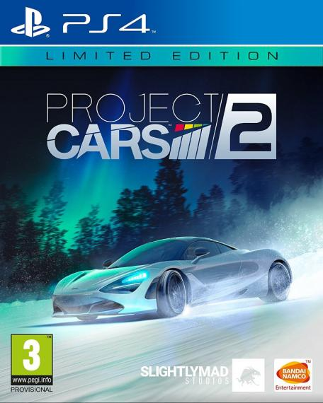 Project CARS 2 PL Limited Edition PS4