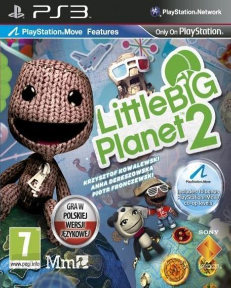 Little Big Planet 2 PL PS3